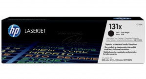 HP CF210X (131X) Original Black High Yield Toner - American Toner Supply