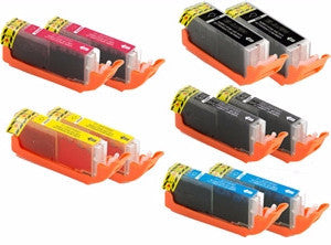 Canon PGI-270XL CLI-271XL Compatible Ink Cartridge High Yield 10-Pack - American Toner Supply