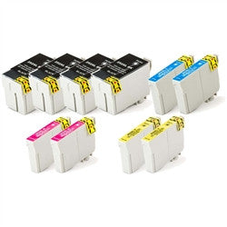 Epson T252XL Remanufactured Ink Cartridge High Yield 10-Pack Value Bundle - American Toner Supply