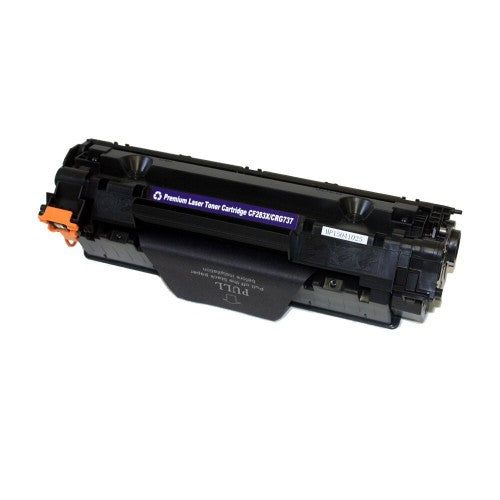Compatible Canon 137 (9435B001) toner black - American Toner Supply