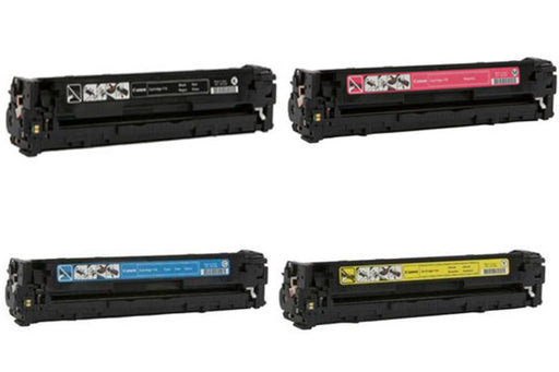 Compatible Canon 131 Toner 4 colors set - American Toner Supply
