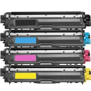 Brother TN221-TN225 Compatible 4 Colors Set Toner - American Toner Supply