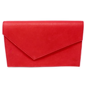 classic red mini bag made in los angeles