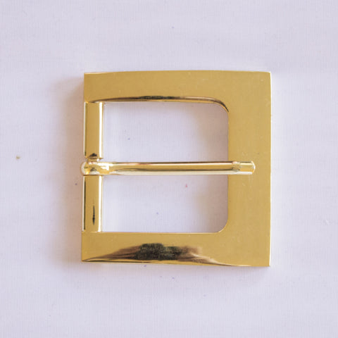 The Gold Standard Buckle
