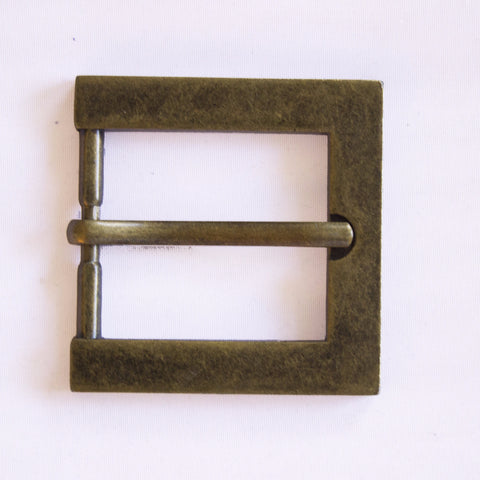 Antiqued Gold Buckle