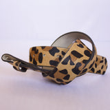 Leopard Pony Hair Strap