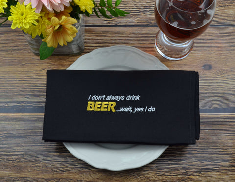 Maybe It's The Beer Talking, But I really Love BEER