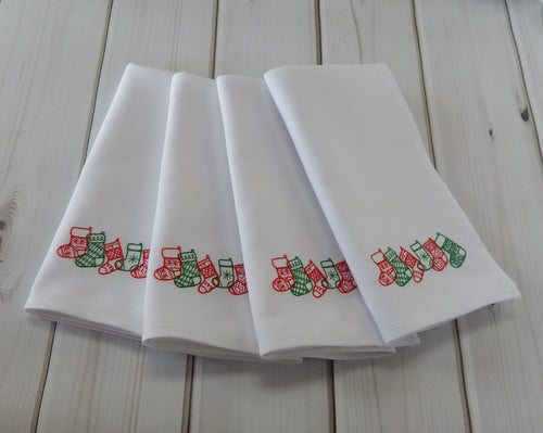 CHRISTMAS STOCKING - French Press Linens