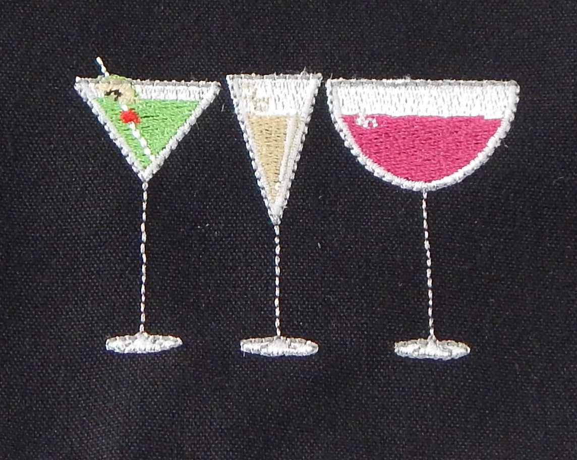 COCKTAIL GLASSES - French Press Linens