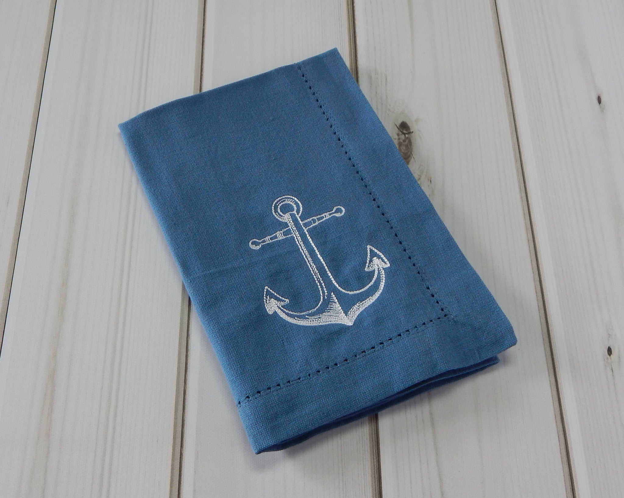 NAUTICAL - French Press Linens