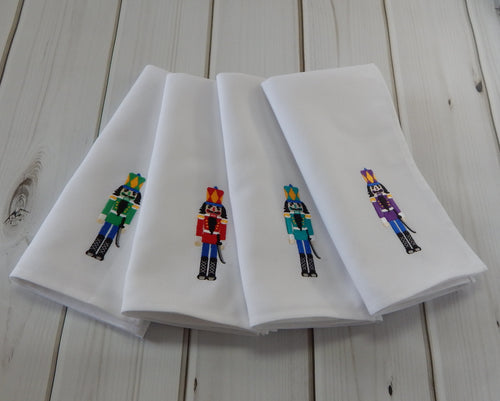 NUTCRACKER MULTI COLOURED - French Press Linens