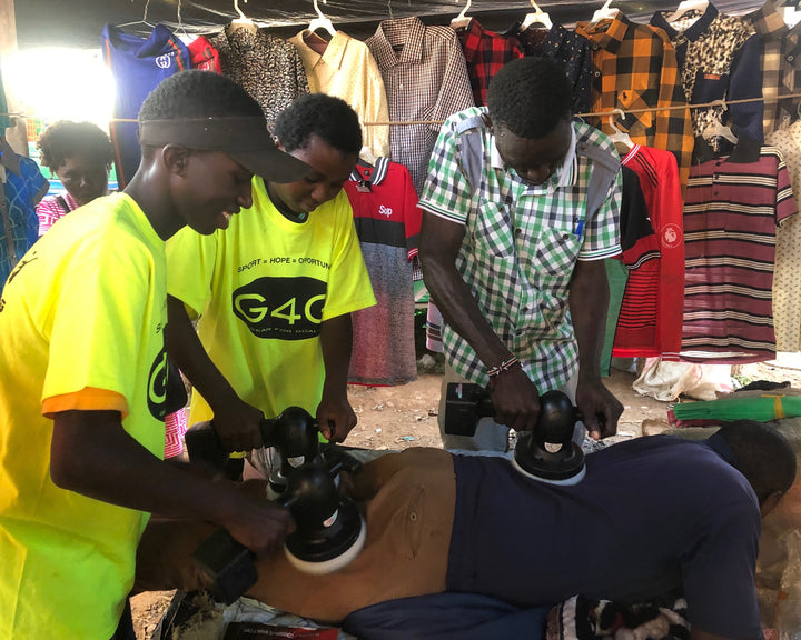 BuffEnuff® Empowering Youth Employment in Africa, Bringing New Hope for Big Problem