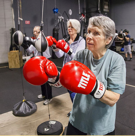 New Hope for Parkinson's Disease Found in Boxing and Percussion Massage Therapy