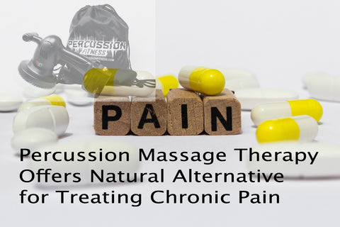 BuffEnuff® Power Massager Offers Natural Alternative for Treating Chronic Pain
