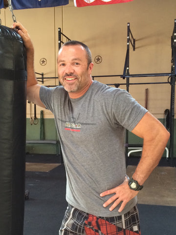 Cross-Fit Coach Jimmy Greninger