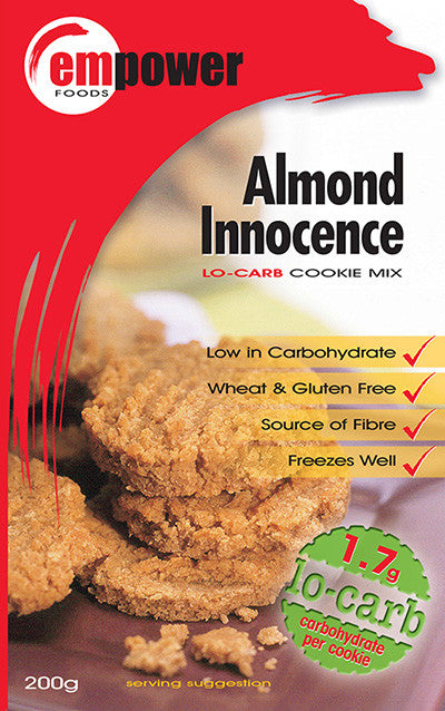 Empower Foods Almond Innocence Low Carb Cookie Mix