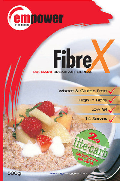 Empower Foods Low Carb FibreX Breakfast Cereal