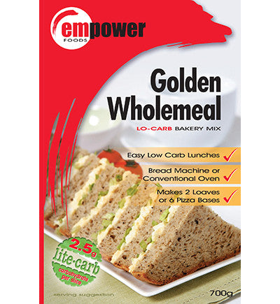 Golden Wholemeal Bakery Mix