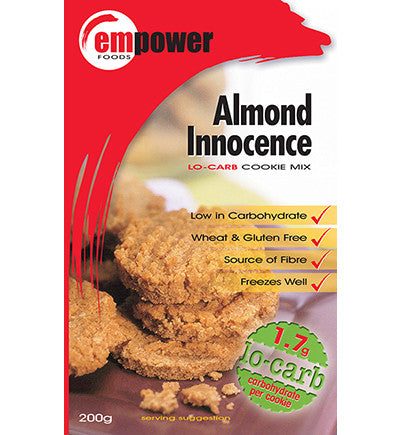 Almond Innocence Cookies