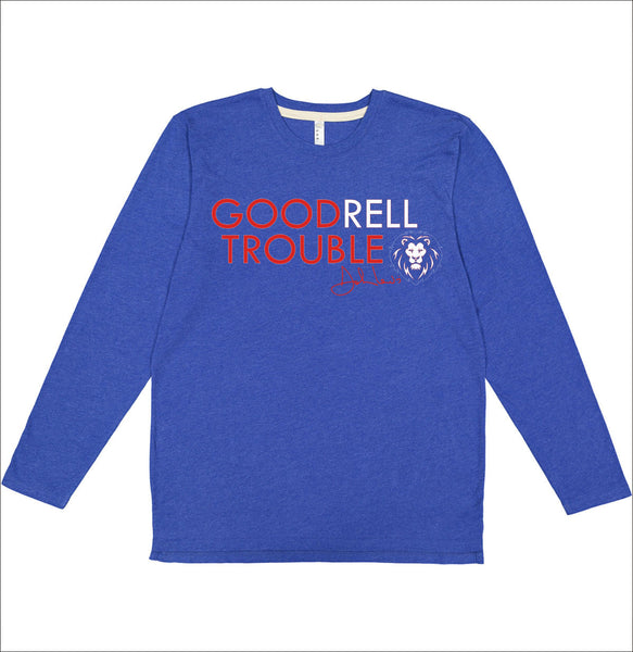 Goodrell Trouble Long Sleeve Tee