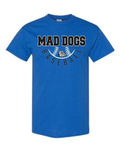 Mad Dogs Cycle Tee