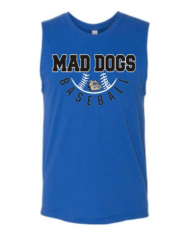 Mad Dogs Cycle Muscle Tank