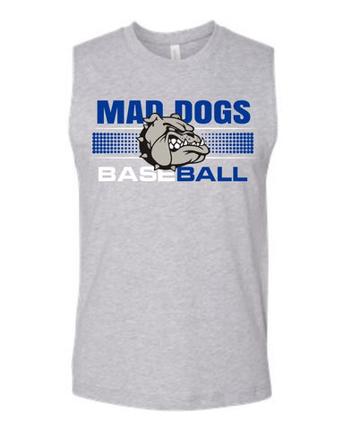 Mad Dogs Turn 2 Muscle Tank
