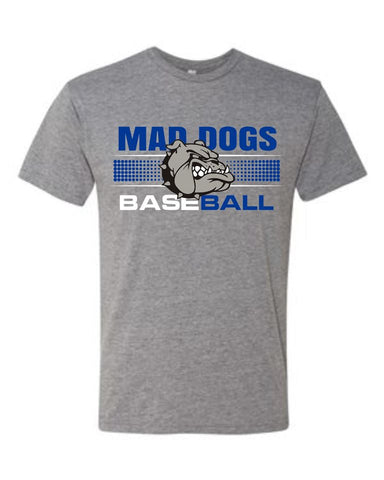 Mad Dogs Turn 2 Triblend Tee