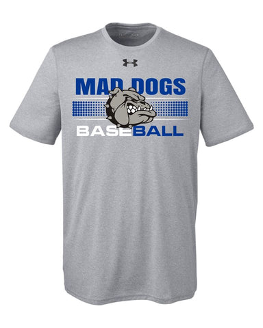 Mad Dogs Turn 2 Under Armour Tee
