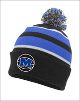 Moravia Basketball Stocking Hat