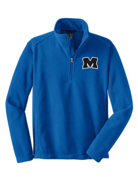 Moravia Fleece Quarter Zip