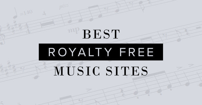 Best Royalty Free Music For Commercial Use, Video Editing, YouTube & More