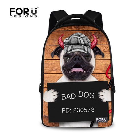 7 types  Dog Backpacks School Bags