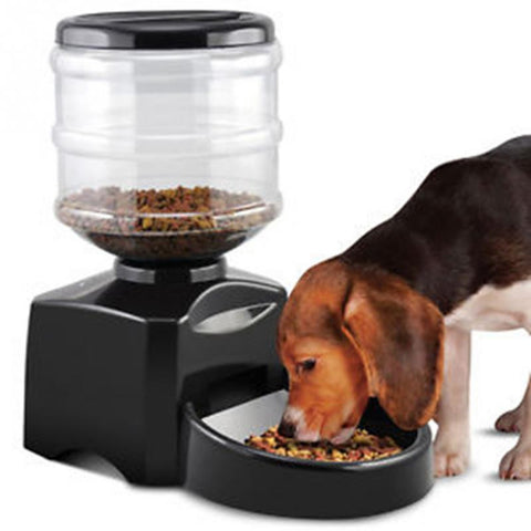 Automatic Dog Feeder - Programmable