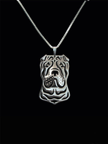 19 dog Style Necklaces