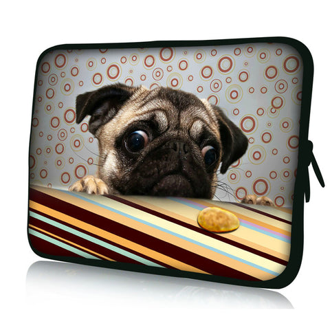 Pug laptop/iPad bag
