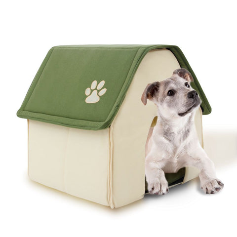Dog Bed Fabric Kennel Home