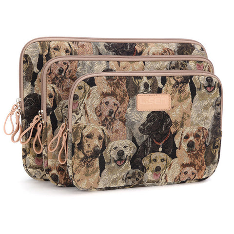 Dog Case for Laptop and iPad