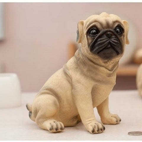 Pug Money Box