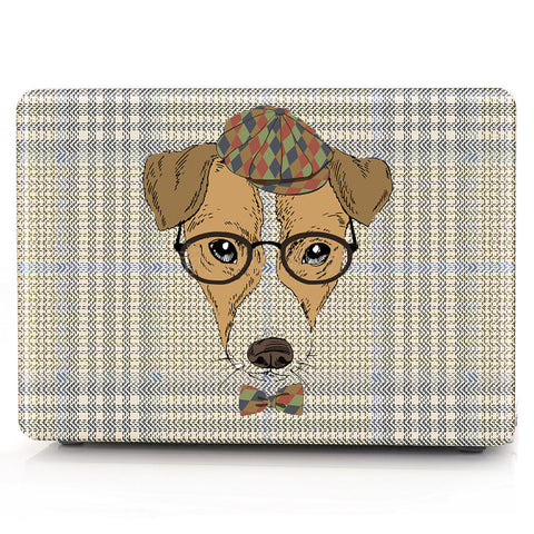 Dog Laptop Body Shell Protective Hard Case