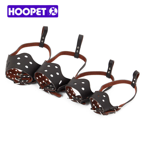HOOPET Adjustable Dog Muzzle