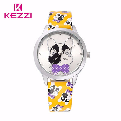 Dog Cartoon Watch
