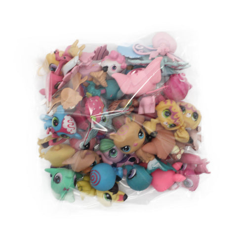 12pc Dog Toy Bag