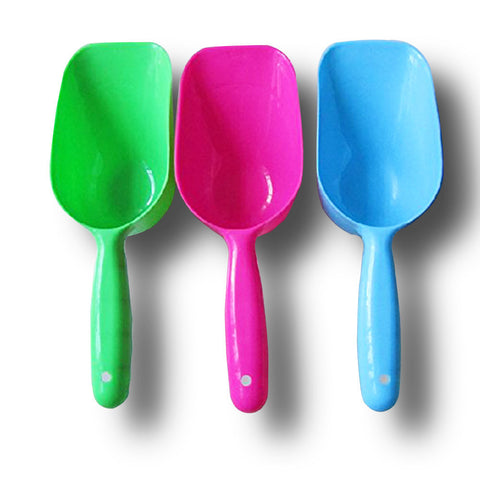 Food Scoop Plastic