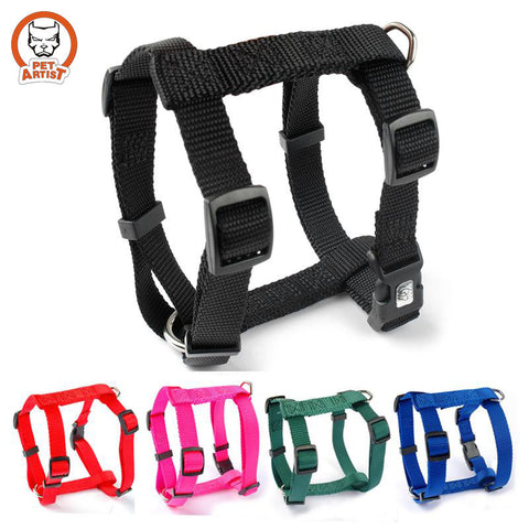 Nylon Adjustable  Dog Harness 4 Sizes