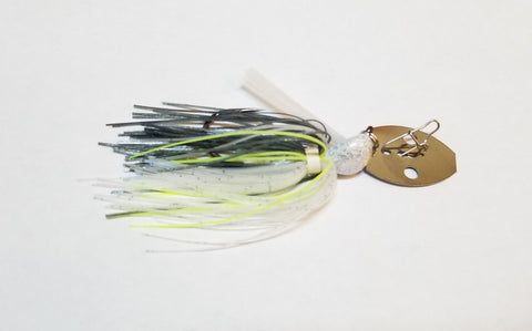 IFG Bladed Jig (sexy shad)