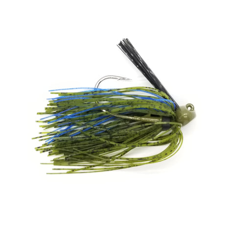 IFG Stand-Up Football JIgs (watermelon blue)