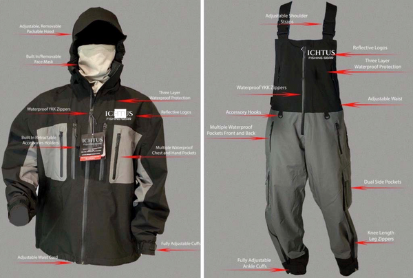 Ultimate Foul Weather Gear (Pre-Order Only)