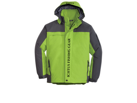 Drop shot Jacket (lime)