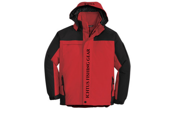 Drop shot Jacket (red)